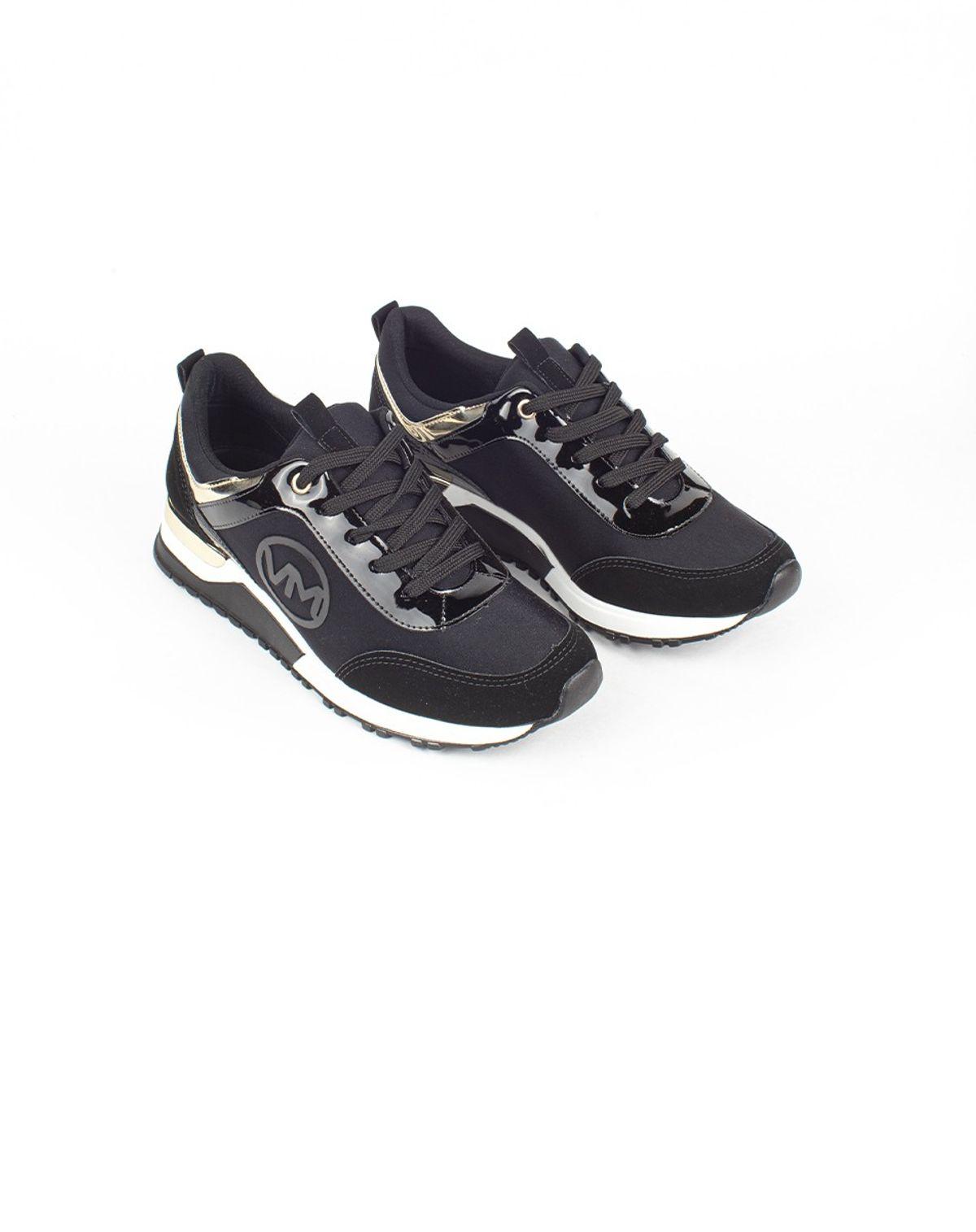 630071029001-Tenis-Sneaker-Feminino-Verniz-Metalizado-Via-Marte-PRETO-33-1