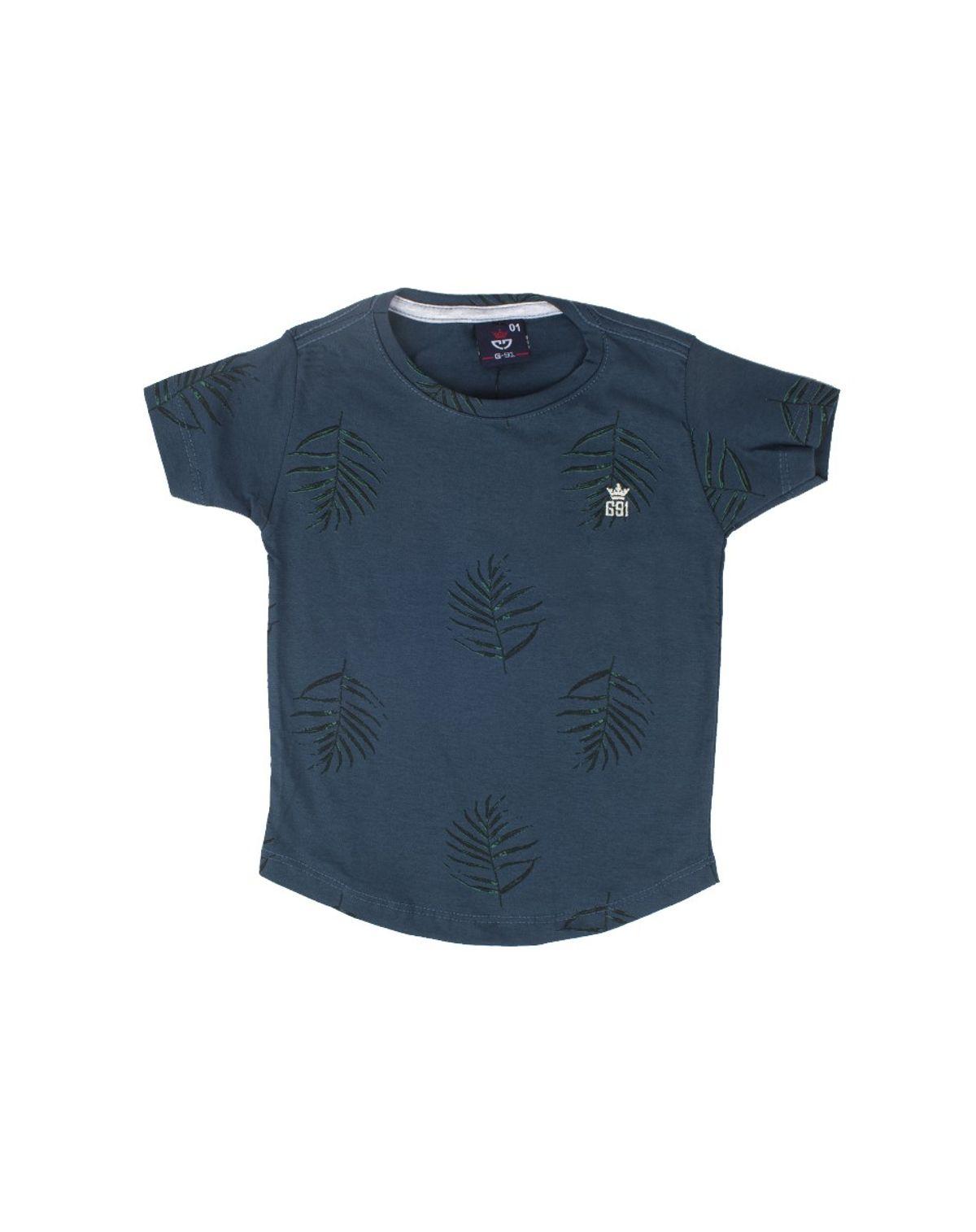 2050005681399-Camiseta-Bebe-Menino-Longline-Estampa-Folhagem-MARINHO-1-1
