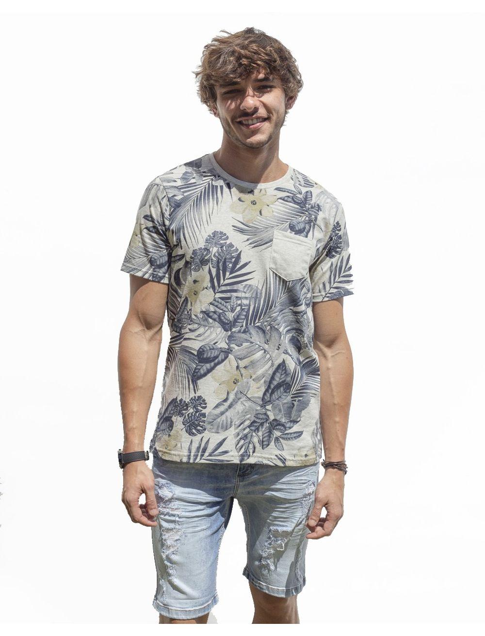 2050005675664-Camiseta-Manga-Curta-Masculina-Estampa-Tropical-MESCLA-P-1