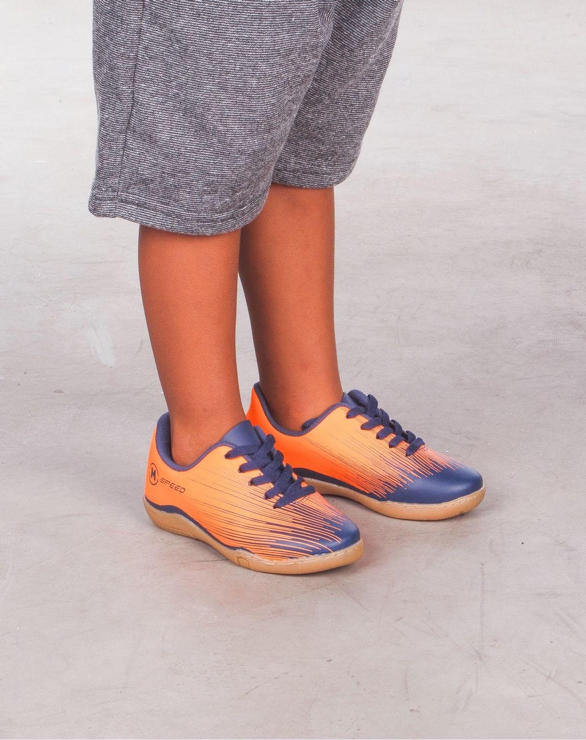 2050006230855-Chuteira-Futsal-Infantil-Molekinho-Speed-MARINHO-31-1-2-3-4-5-6