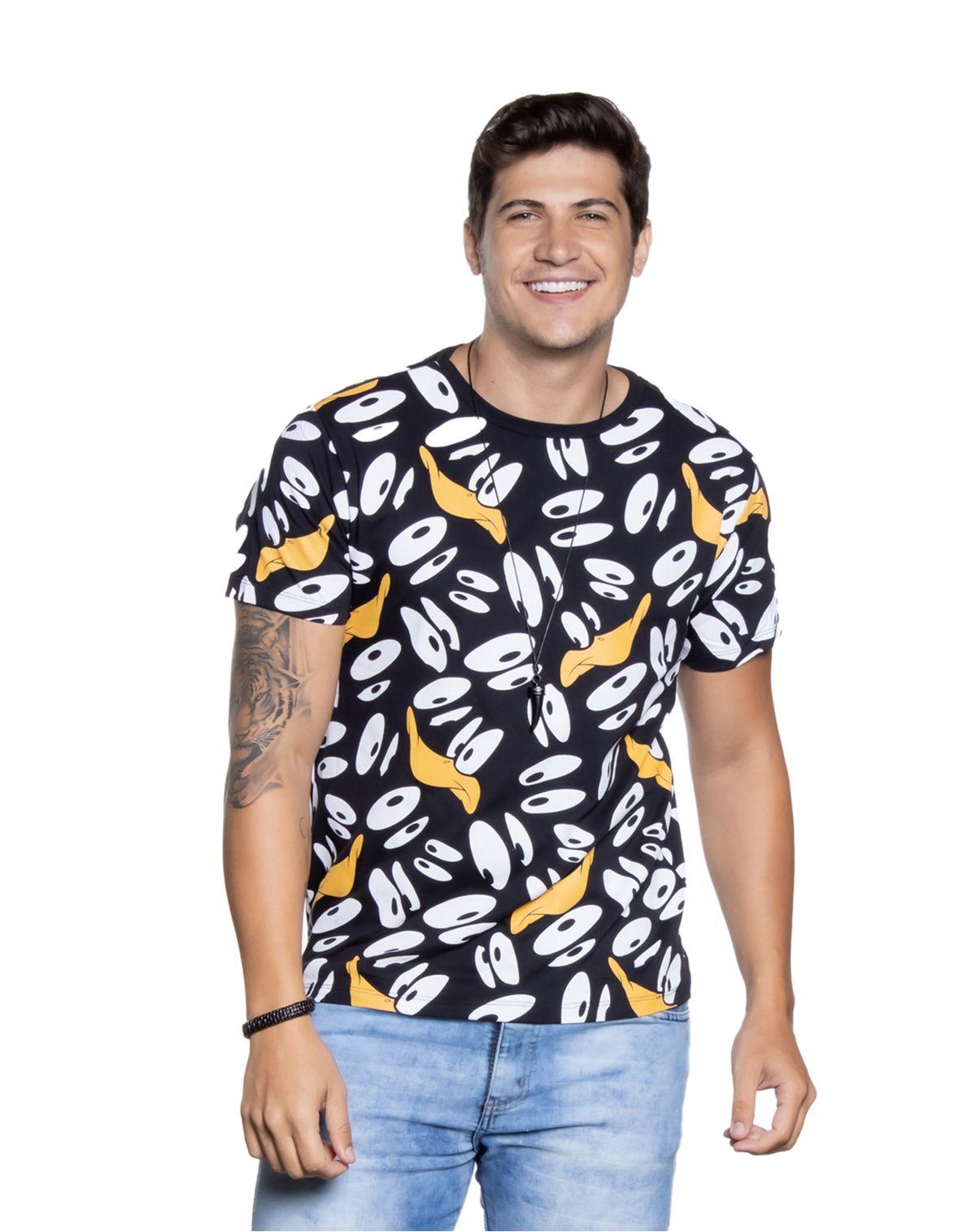 588386002-camiseta-manga-curta-masculina-patolino-looney-tunes-preto-m-332