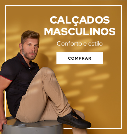 Calcados Masc (mobile)